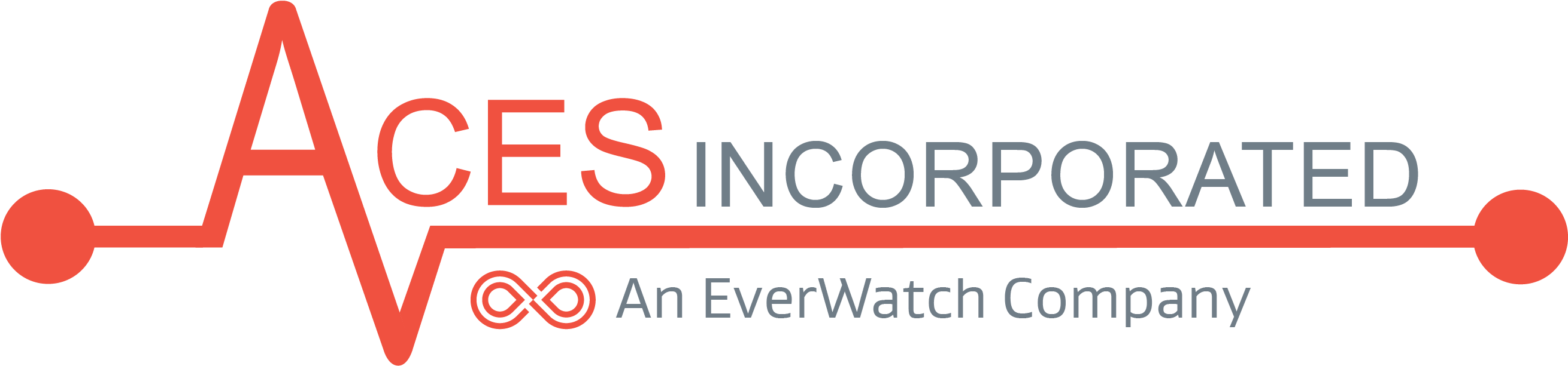 ACES Incorporated, an EverWatch Company Company Logo