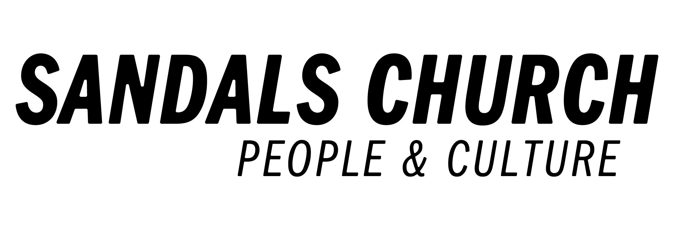 Sandals Church logo
