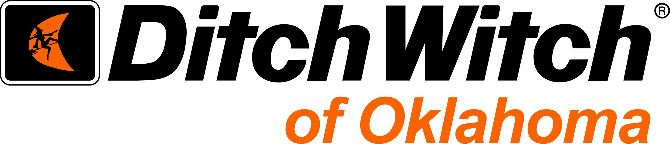 Ditch Witch of Oklahoma Company Logo