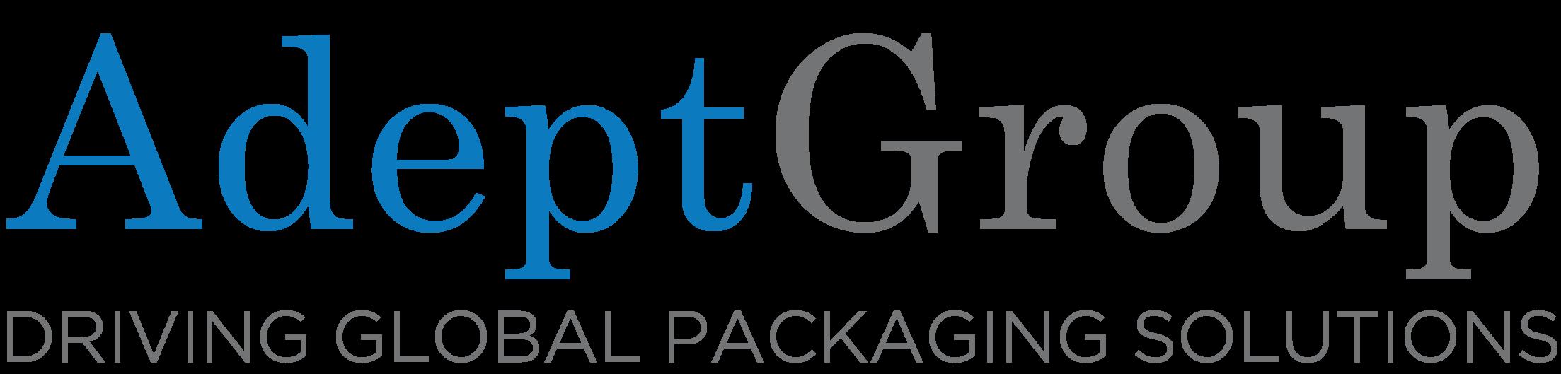 Adept Packaging Company Logo