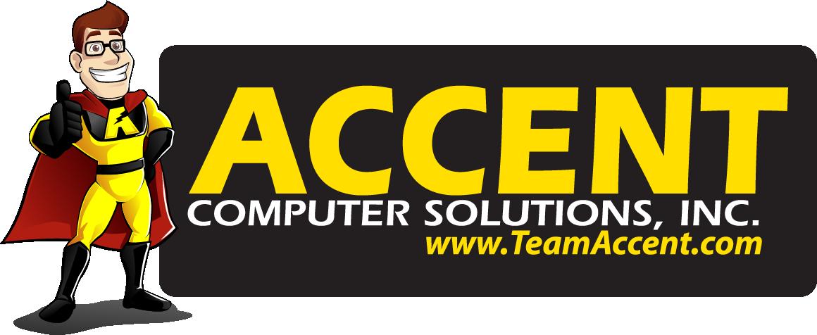 Accent Computer Solutions, Inc. logo