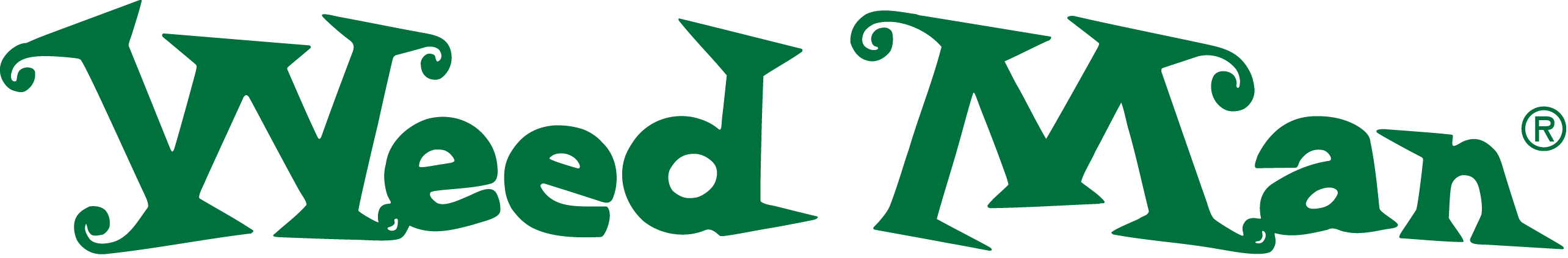 Weed Man Lawn Care logo