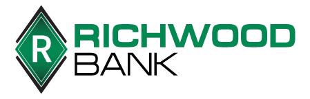 The Richwood Banking Company logo
