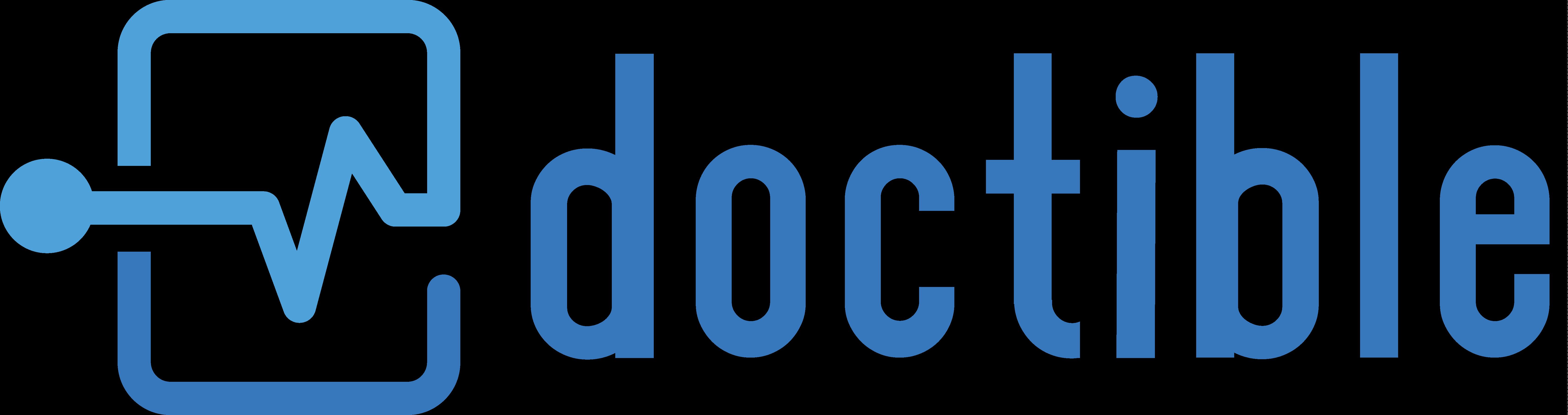 Doctible Company Logo