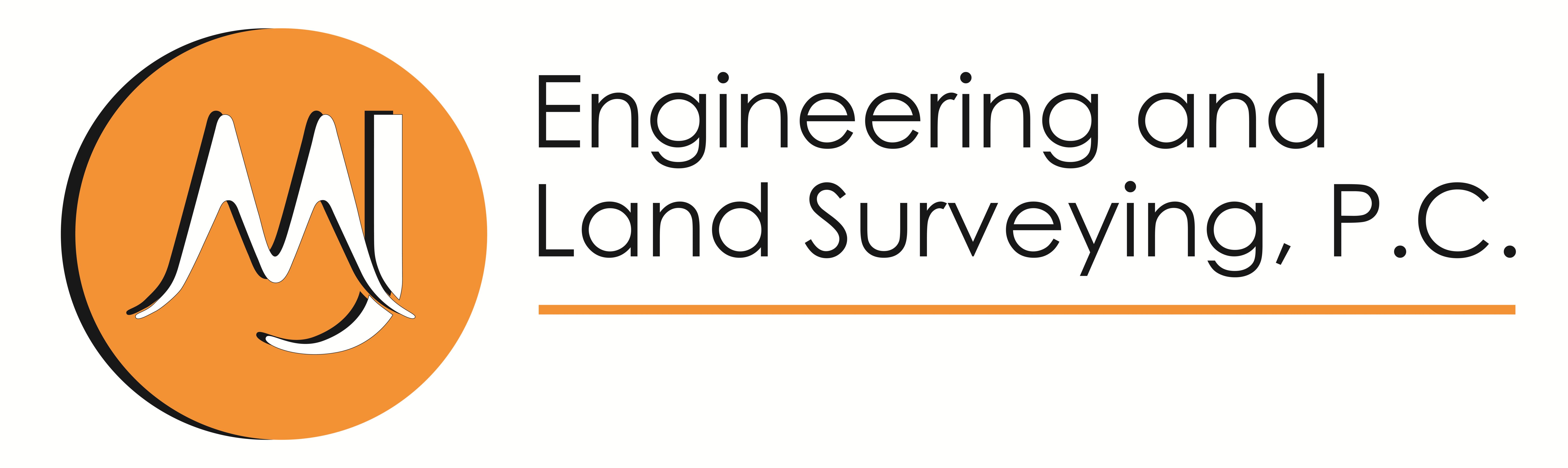 MJ Engineering and Land Surveying, PC logo