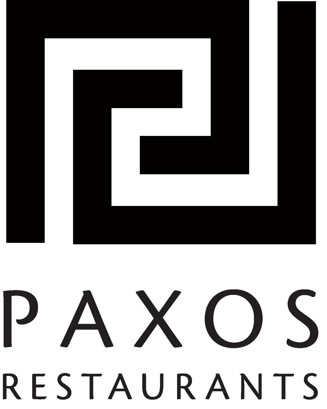 Paxos Restaurants Company Logo