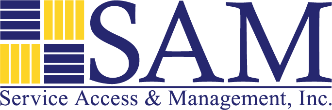 SERVICE ACCESS AND MANAGEMENT, INC. Company Logo
