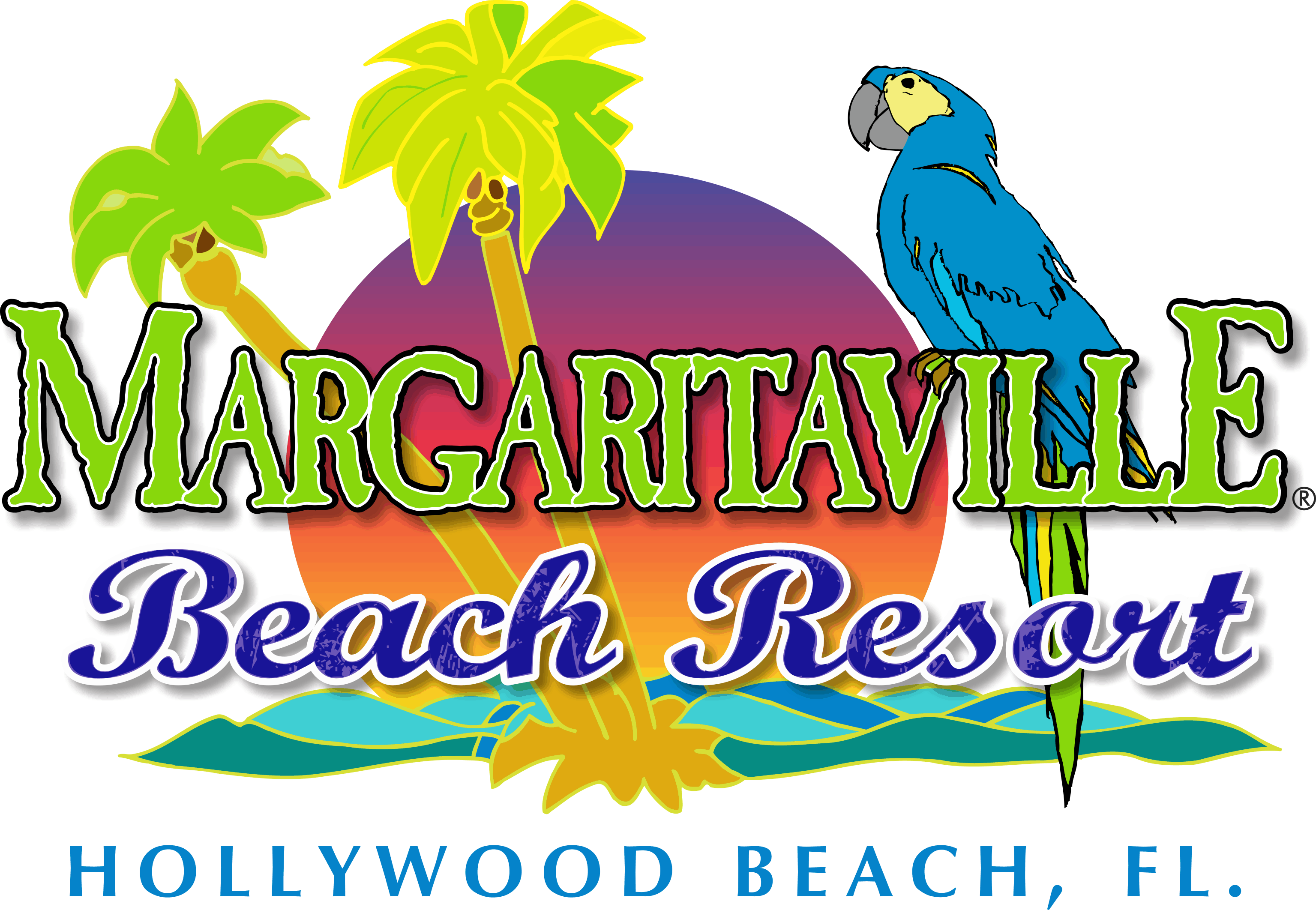 Margaritaville Hollywood Beach Resort logo
