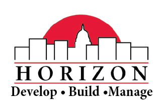 Horizon Develop Build Manage logo