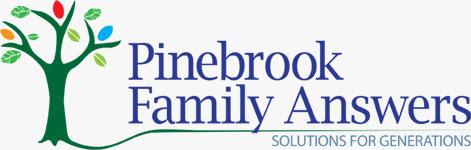 Pinebrook Family Answers Company Logo
