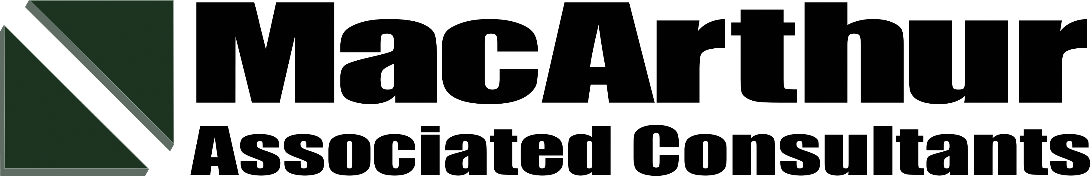 MacArthur Associated Consultants logo