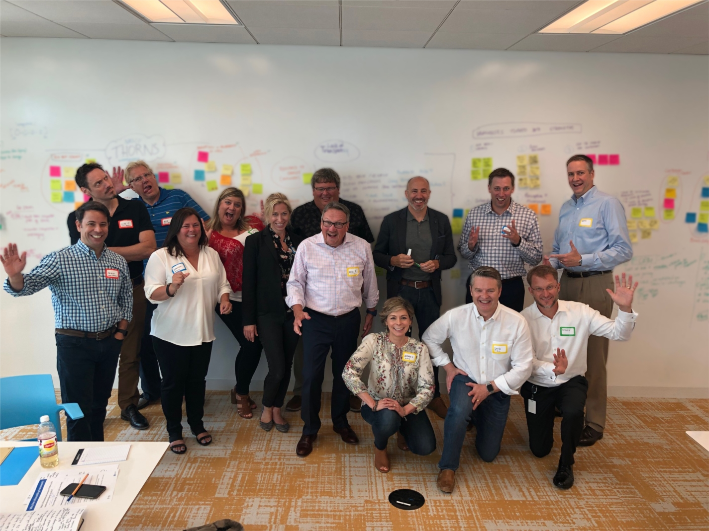 NASCO is always thinking about the future and innovation. Our teams recently visited the Accenture Innovation Studio in Atlanta for a Design Thinking Workshop.