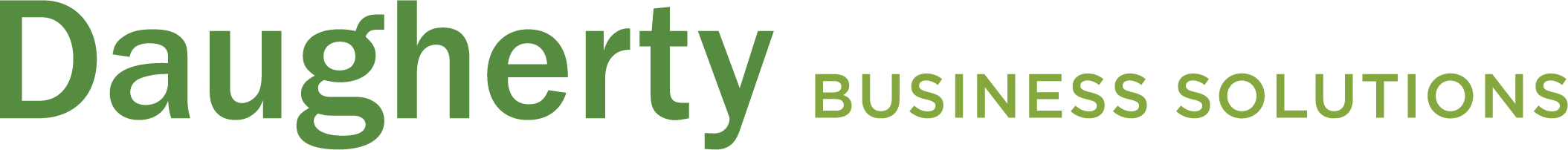 Daugherty Business Solutions Company Logo