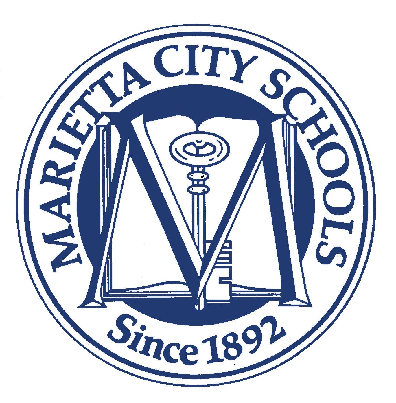 Marietta City Schools logo
