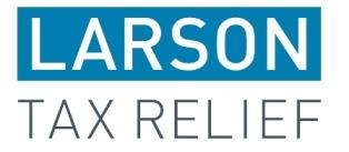 Larson Financial, Inc. (dba Larson Tax Relief) Company Logo