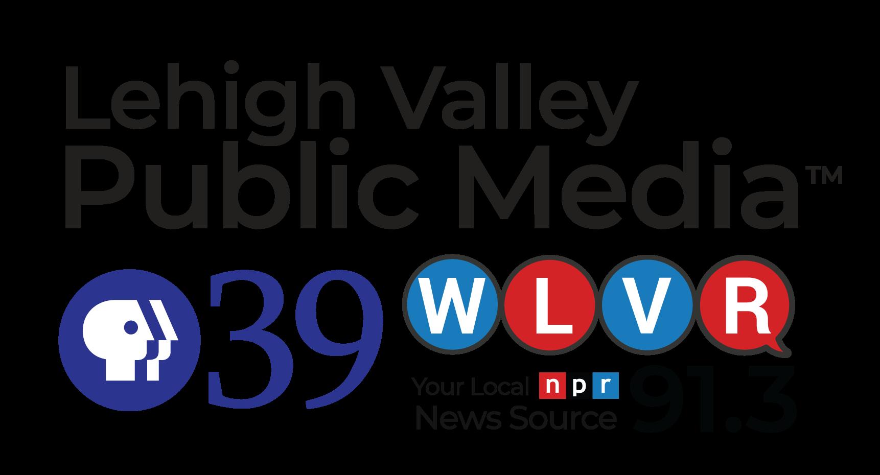 Lehigh Valley Public Media/PBS39 Company Logo