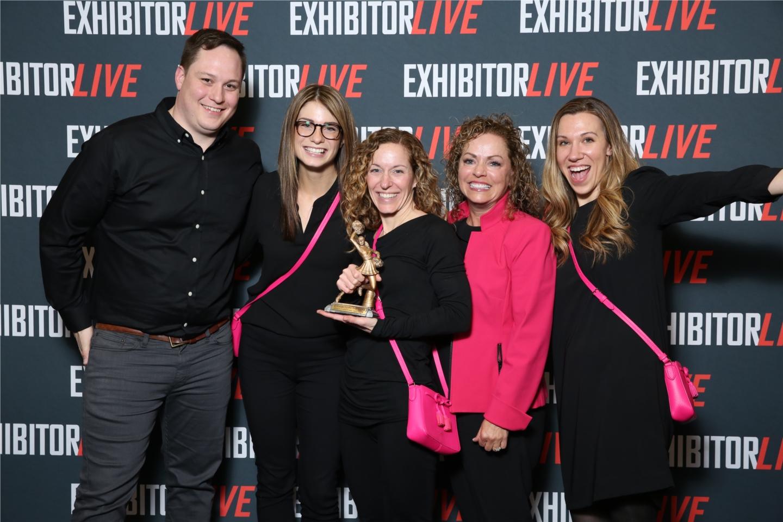 Award-winning experience designs