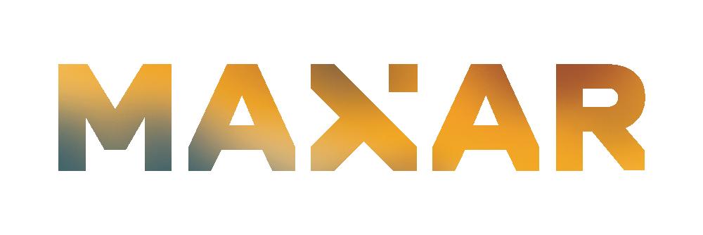 Maxar Company Logo