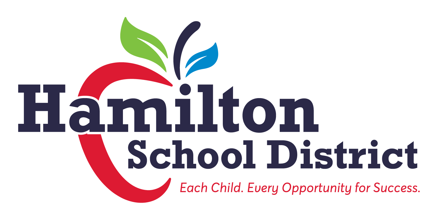 Hamilton School District logo