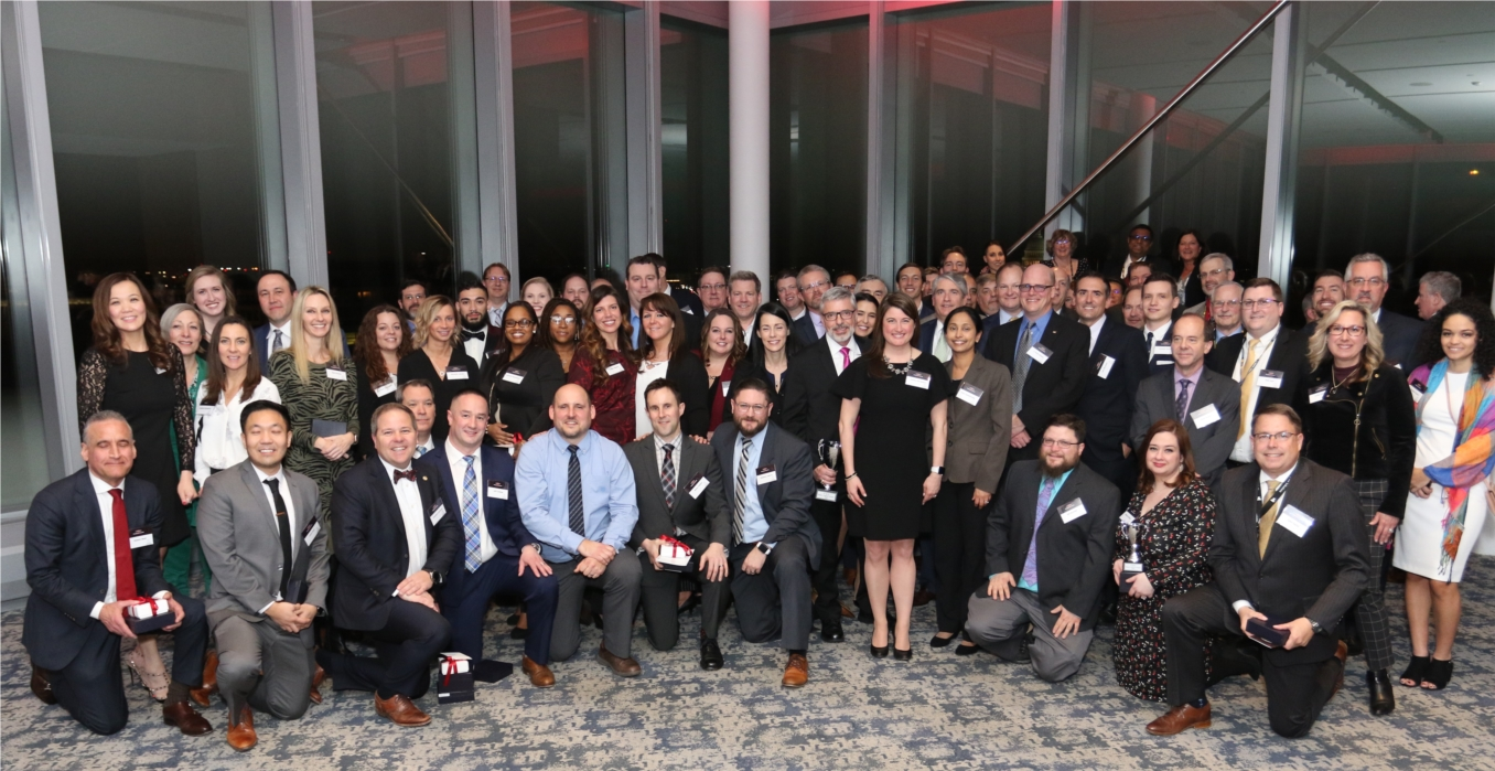 CACI celebrates its employees at an Employee Awards Celebration for their incredible contributions to CACI's success.
