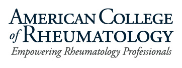 American College of Rheumatology Company Logo