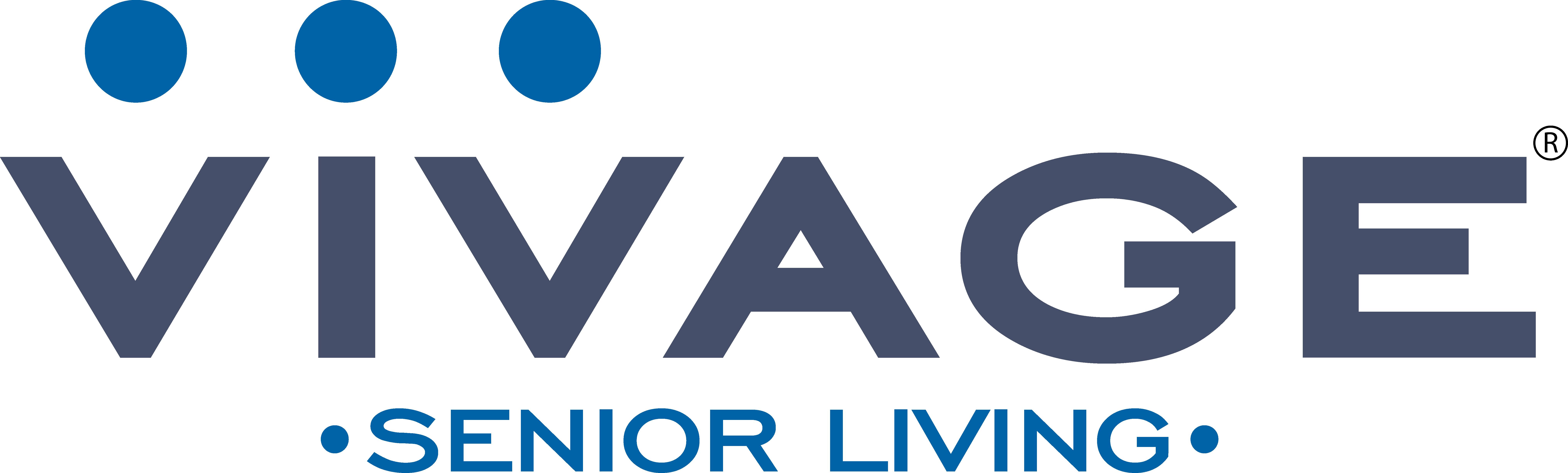 Vivage Senior Living logo