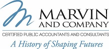 Marvin and Company, P.C., CPAs logo