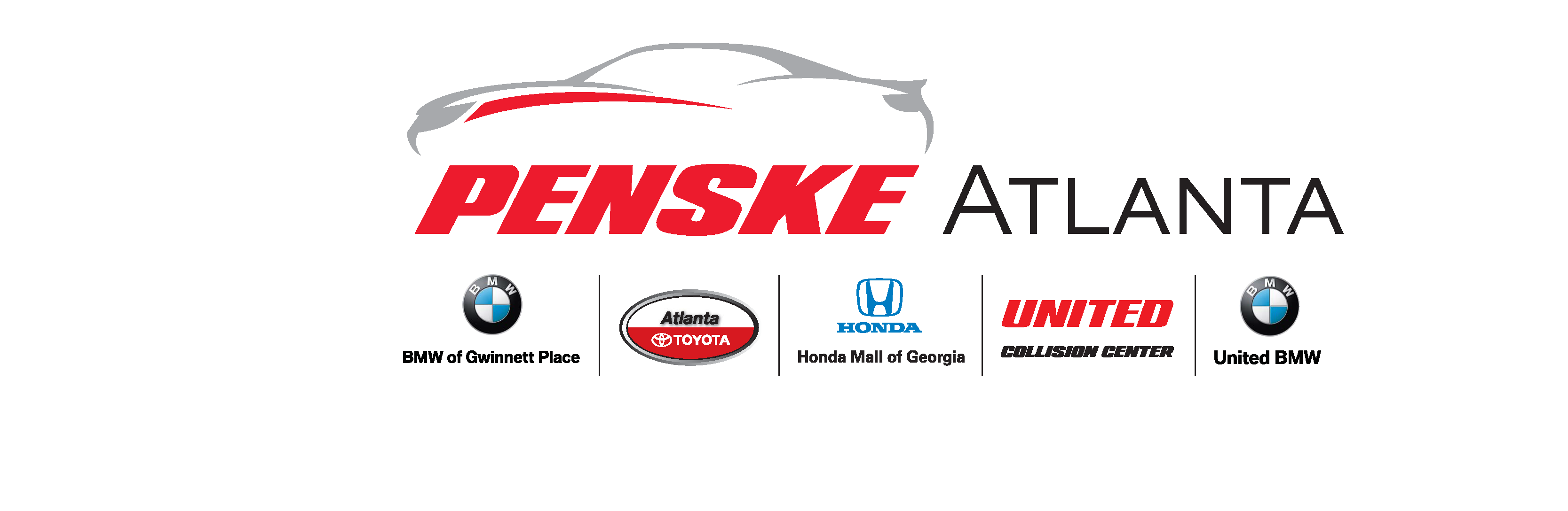 Penske Automotive Group Company Logo