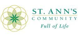 St. Ann's Community logo