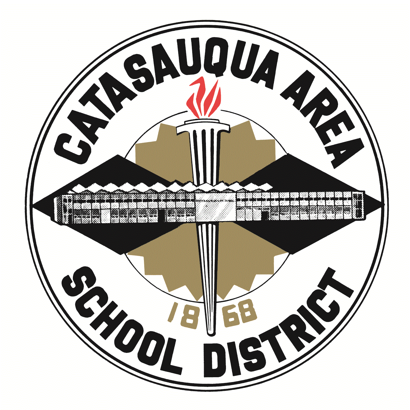 Catasauqua Area School District logo