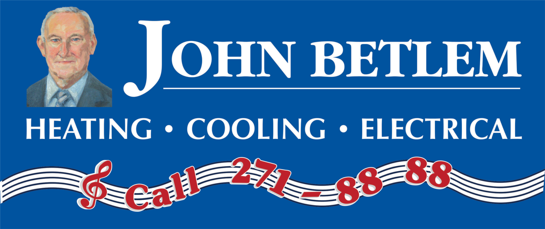 John Betlem Heating & Cooling, Inc Company Logo