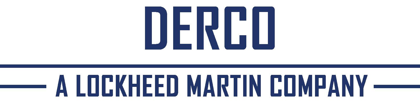 Derco, A Lockheed Martin Company  Company Logo