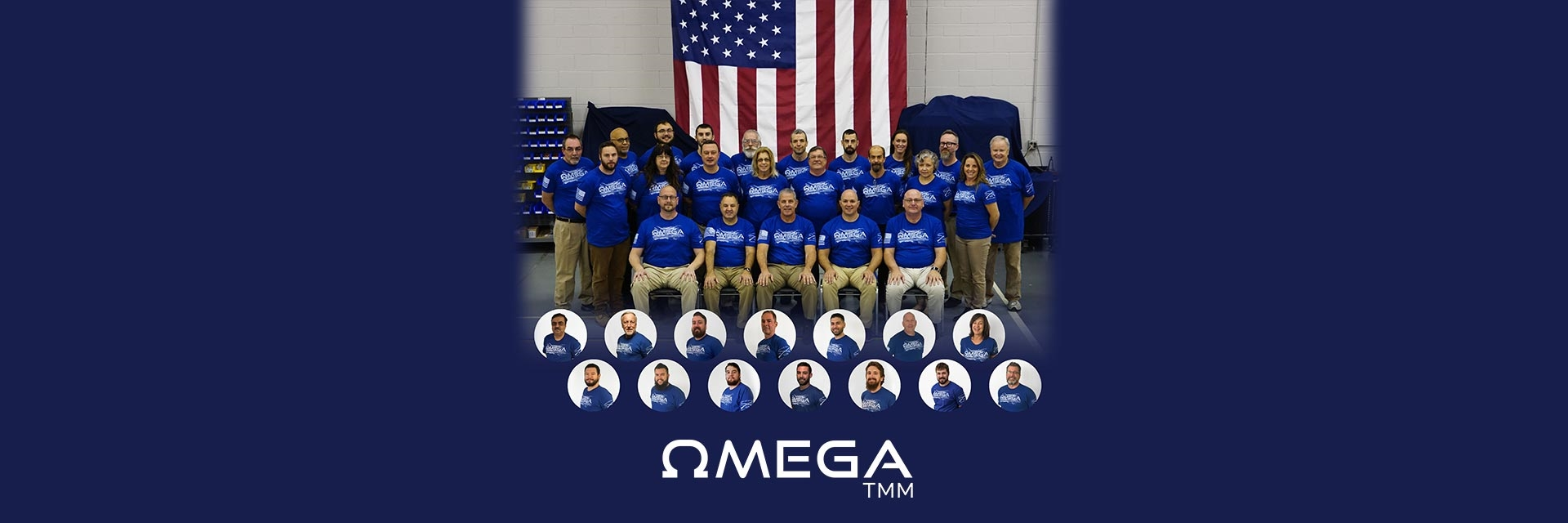 Omega TMM employees proudly manufacture and assembles measuring machines in Fairport, NY, world headquarters.  In addition, Omega TMM has a Wholly Owned Foreign Enterprise in China with 35 employees.