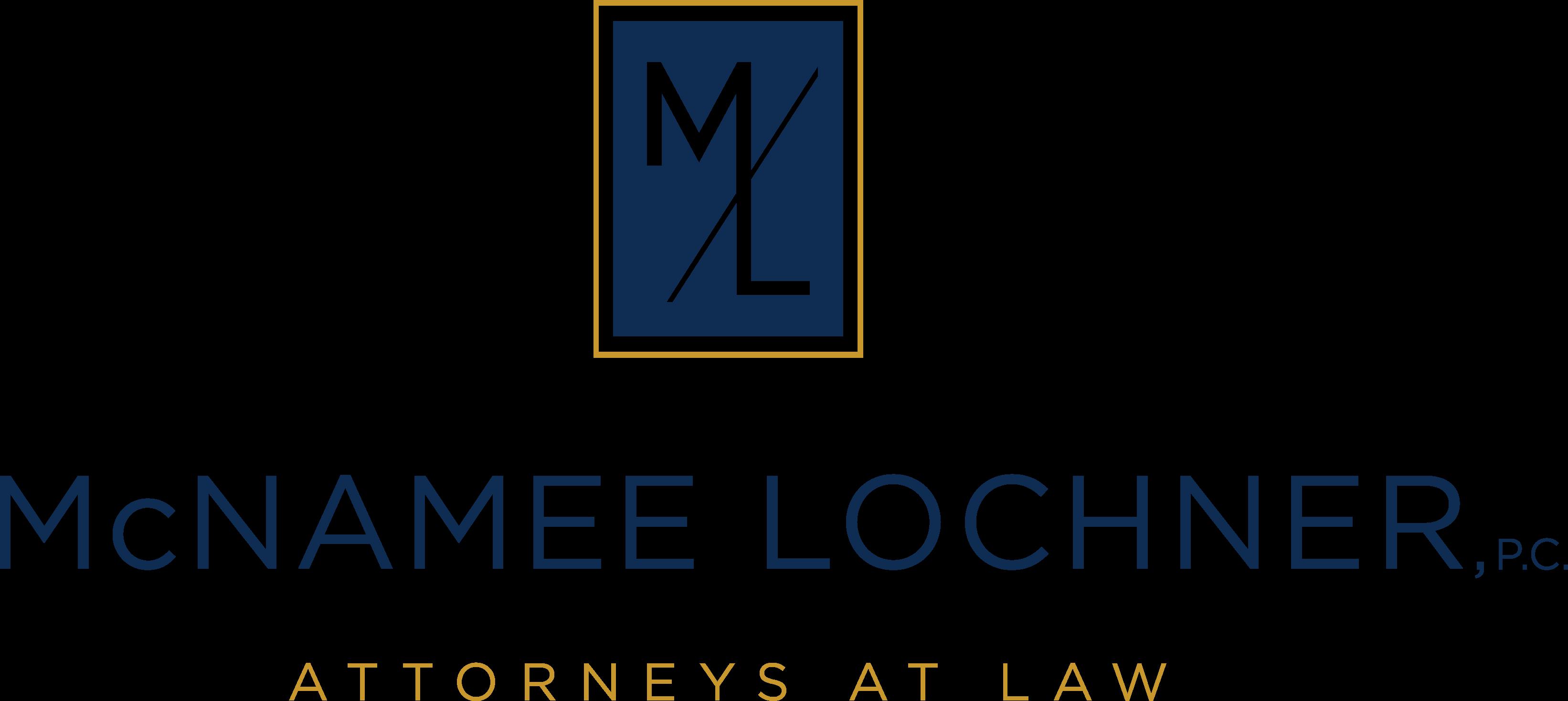 McNamee Lochner, P.C. logo