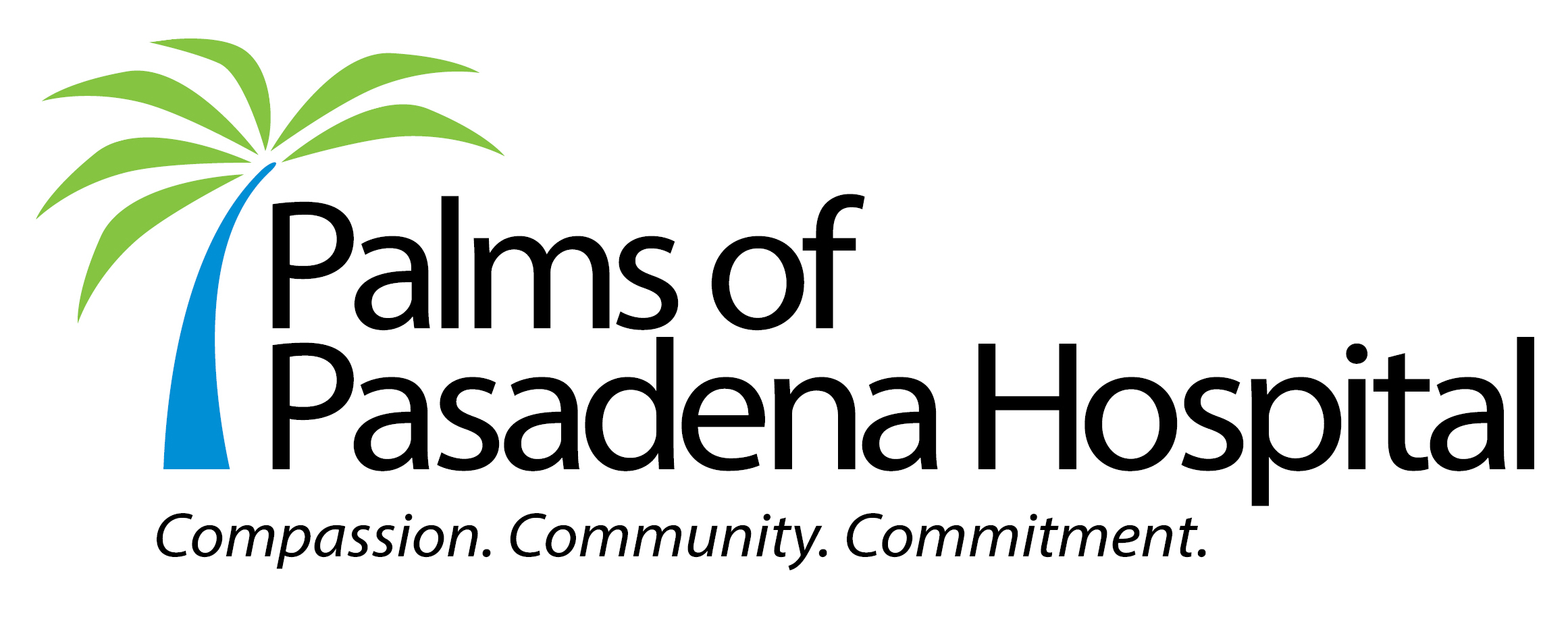 Palms of Pasadena logo