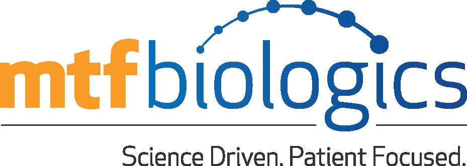 MTF Biologics logo