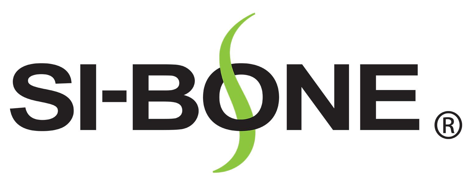 SI-BONE, Inc. logo