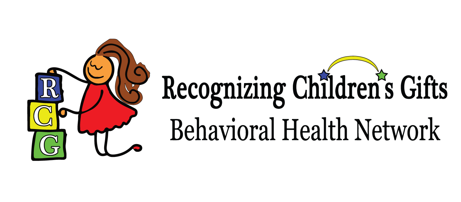 Recognizing Children's Gifts Behavioral Health Network Company Logo