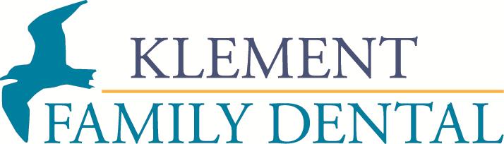 Klement Family Dental Company Logo