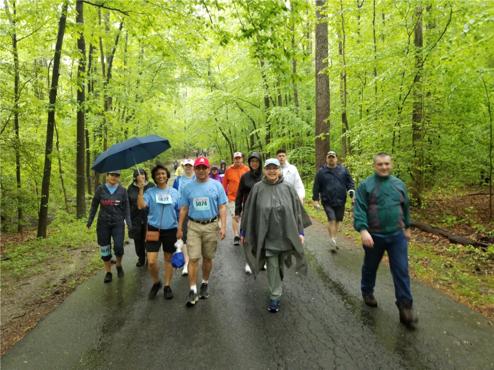 Arc of Northern Virginia Teamwalk