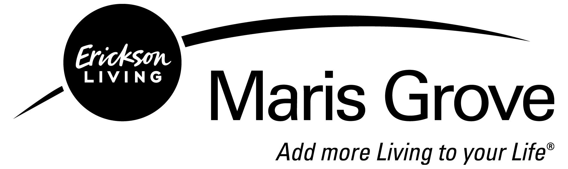 Maris Grove - an Erickson Living Community logo
