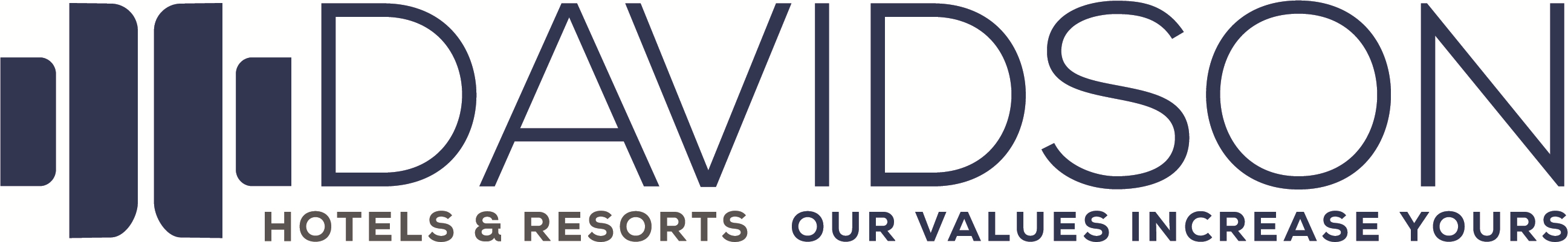 Davidson Hotels & Resorts Corporate Office Company Logo