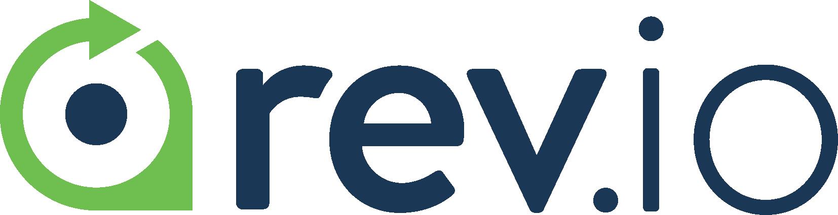 Rev.io Company Logo