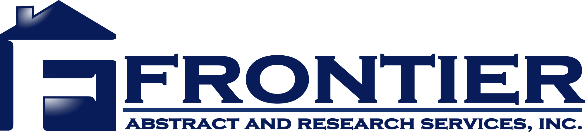 Frontier Abstract and Research Services Inc. Company Logo
