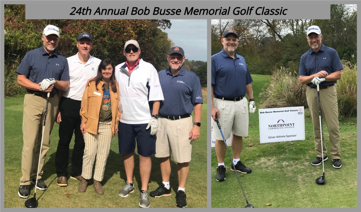 Northpoint is a sponsor of the Annual Bob Busse Memorial Golf Classic. The golf tournament raises money in support of the Special Olympics of Georgia.