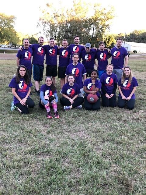 Northpoint's 2019 Kickball Team