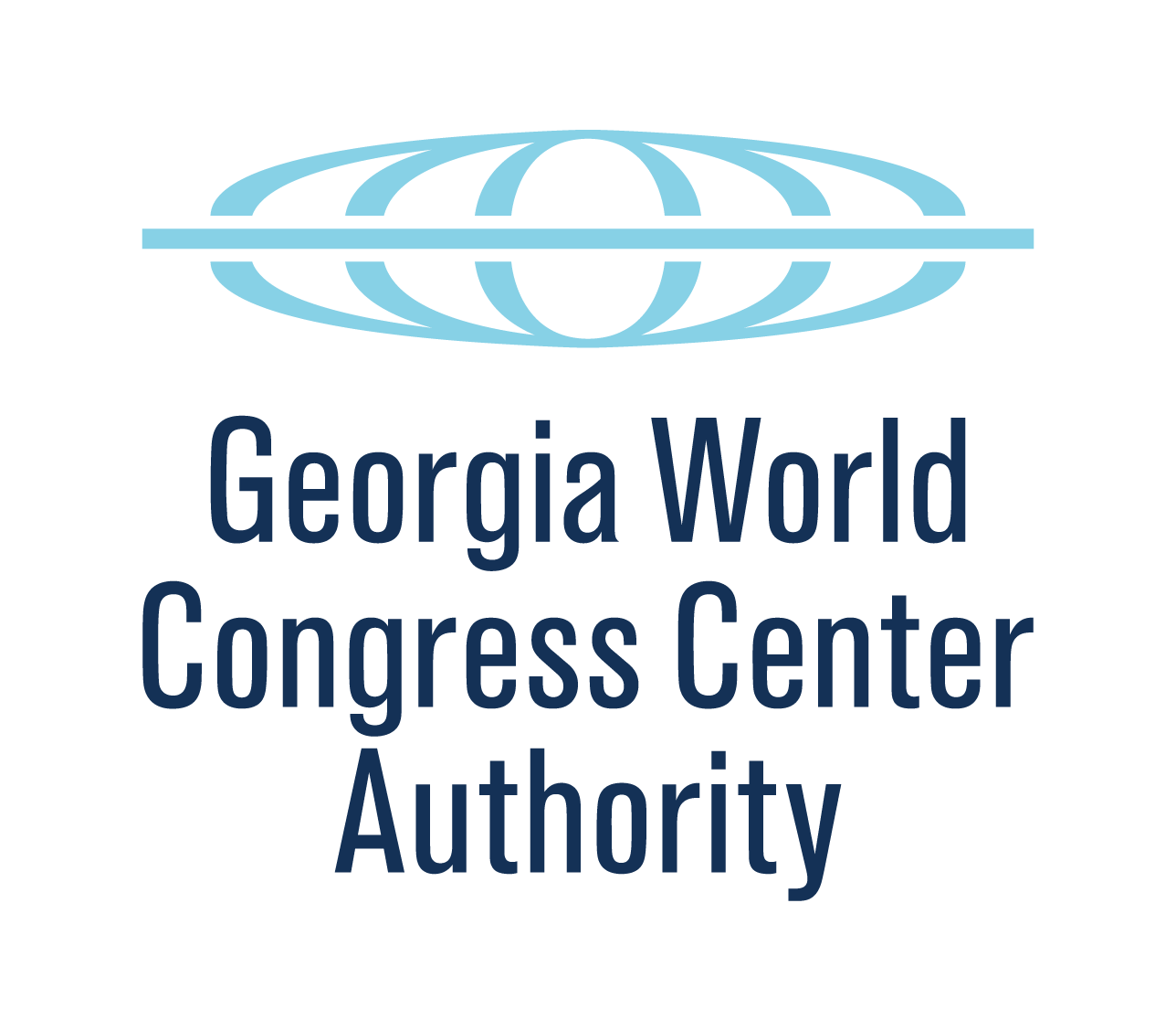 Georgia World Congress Center Authority Company Logo