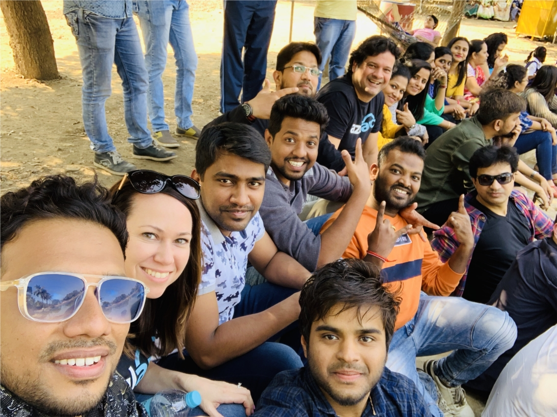 Developer outing and team build