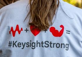 Keysight Strong