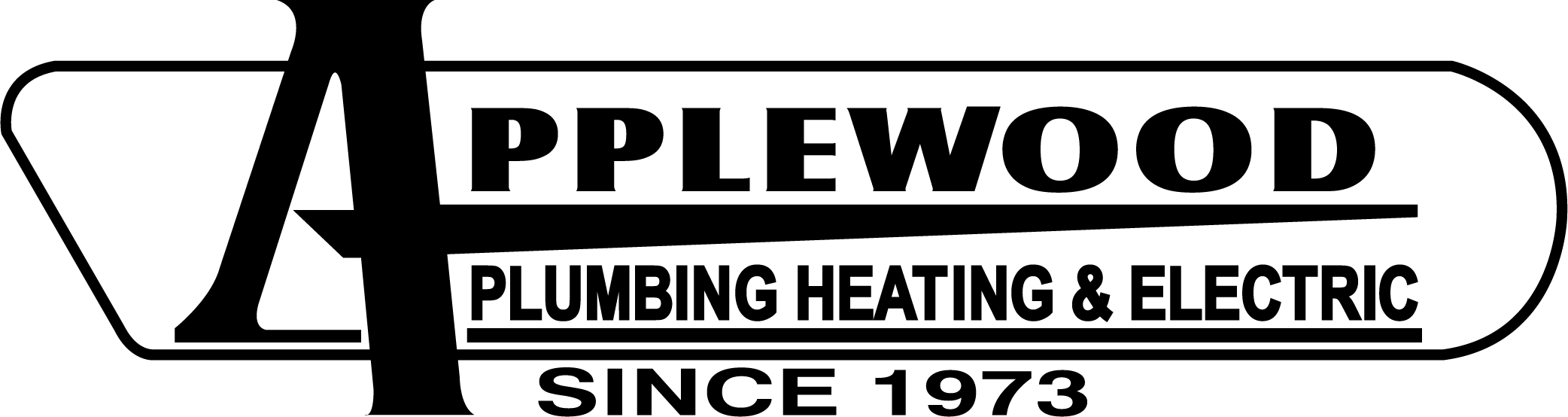 Applewood Plumbing Heating & Electric Company Logo